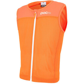 POC POCito VPD Spine Vest Barn fluorescent orange
